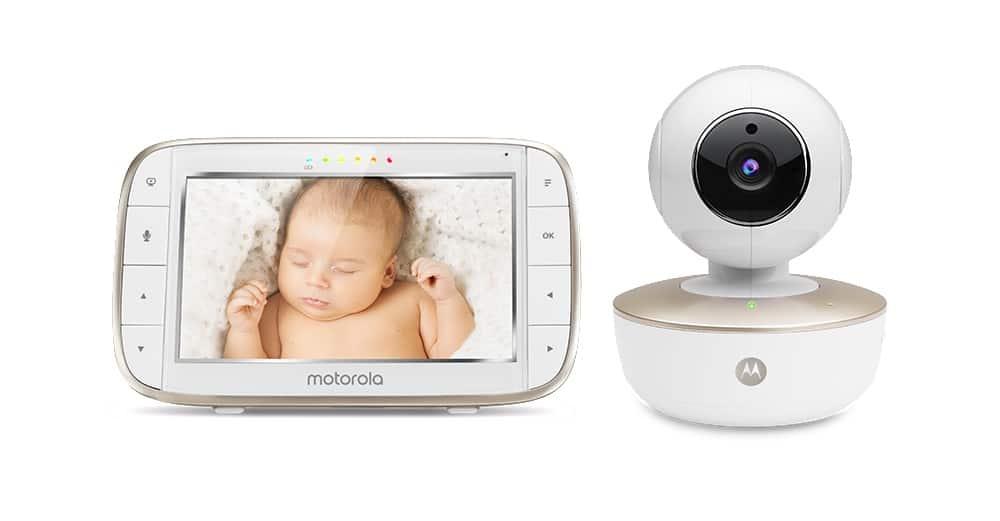 Babyvakt med kamera från Motorola